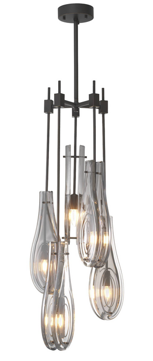 Chandelier Bellano L +