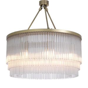 Chandelier Hector S Light Brass