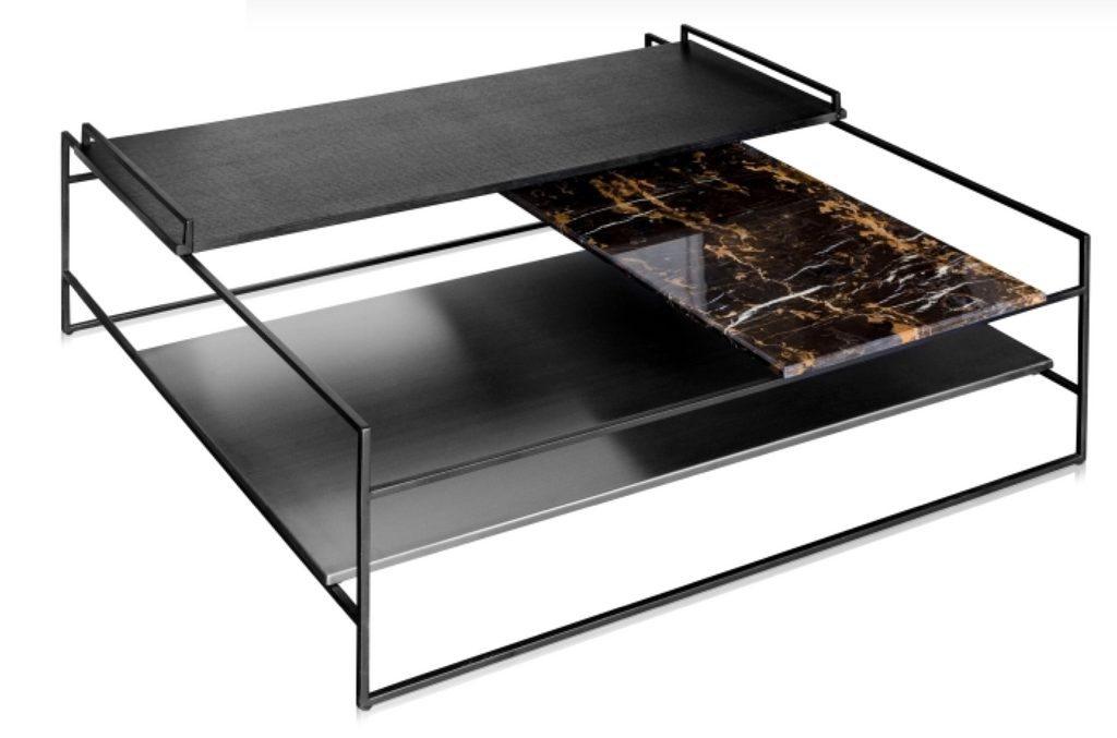 Coffee Table Architect Large Black