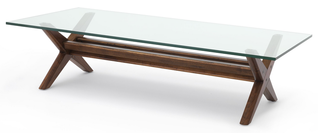 Coffee Table Maynor Classic Brown