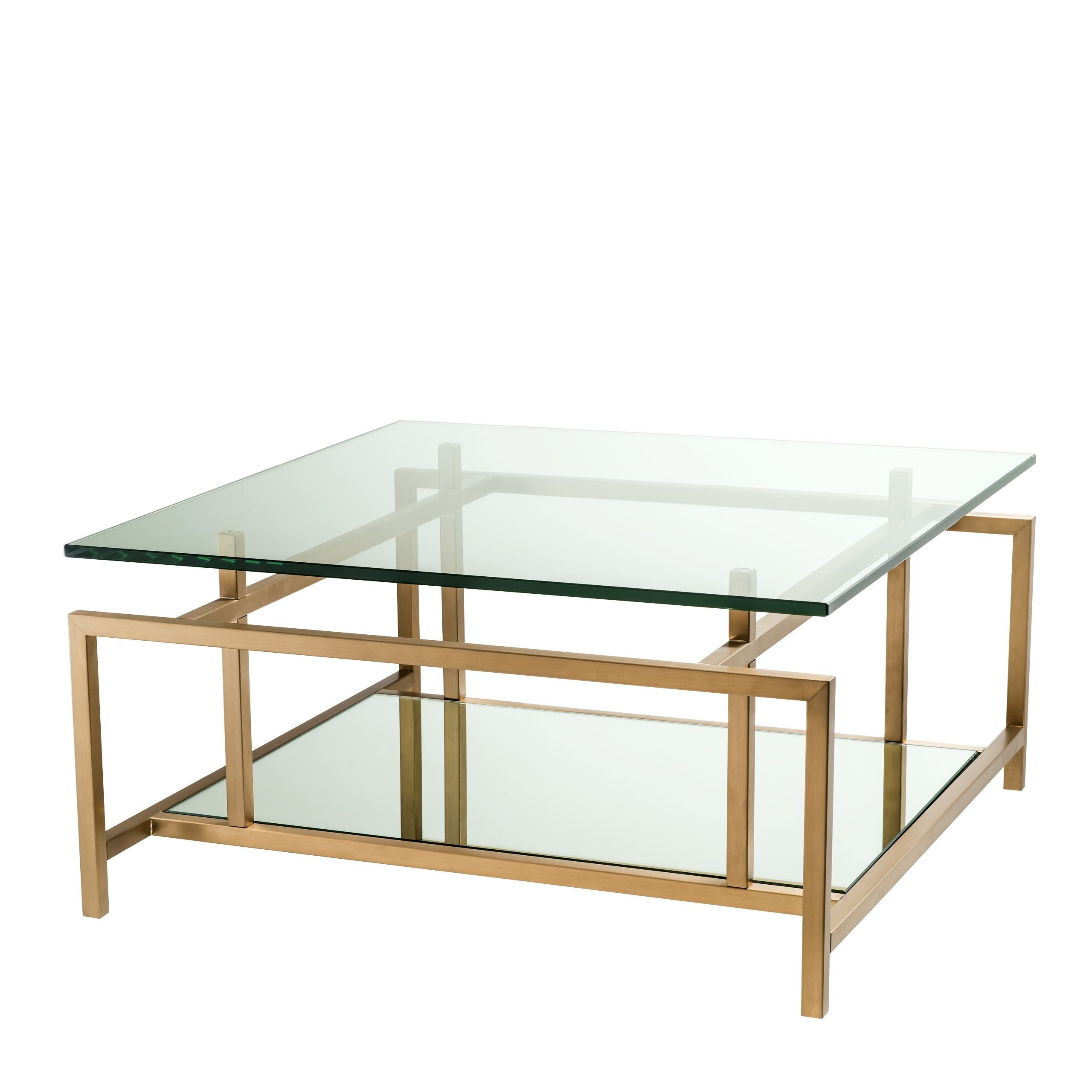 Coffee Table Superia Brass