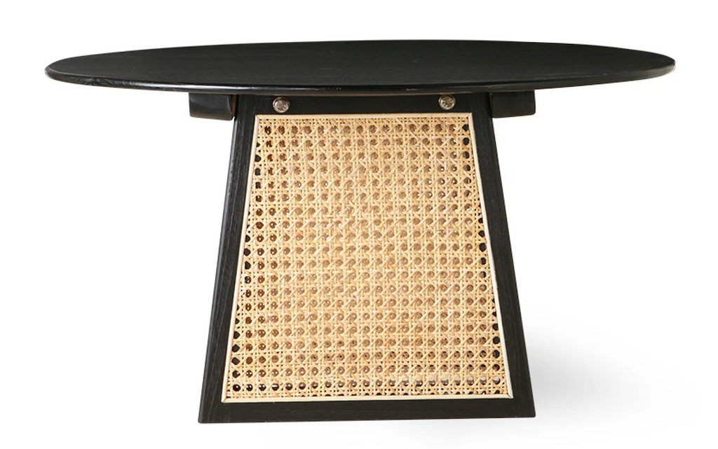 Coffee Table Webbing M Black