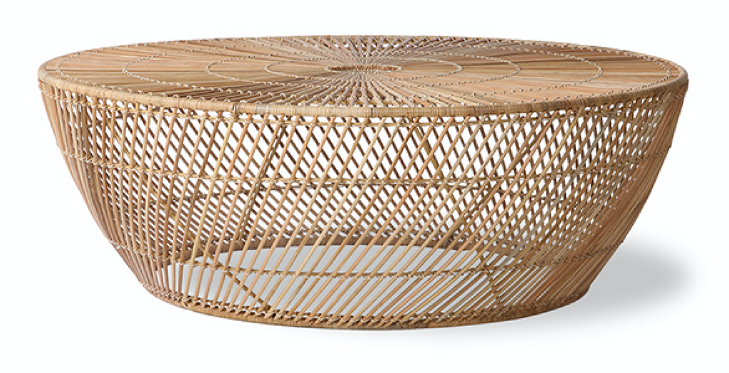 Coffee Table Wicker