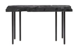 Console Table Root Black