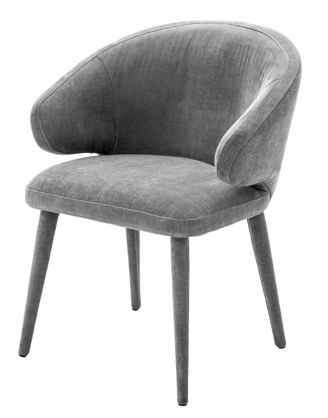 Dining chair Cardinale Clarck Grey