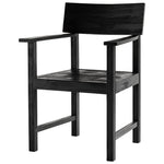Outdoor Dining Chair Chunky +