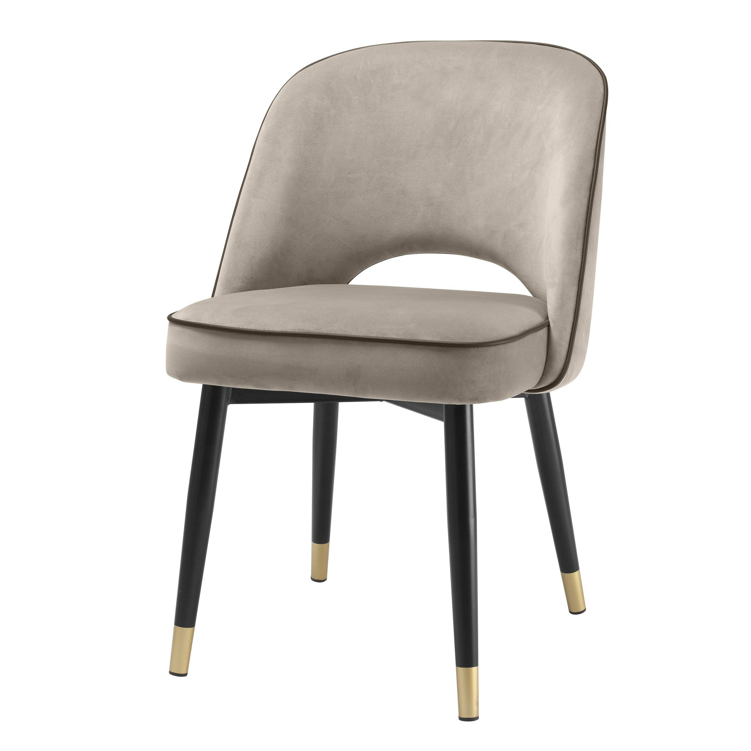 Dining Chair Cliff Velvet +