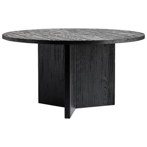 Outdoor Dining Table Chunky Round +