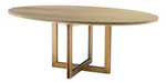 Dining Table Melchior Oval +