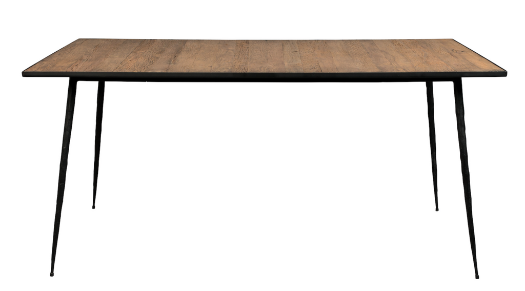 Dining table Pepper Brown