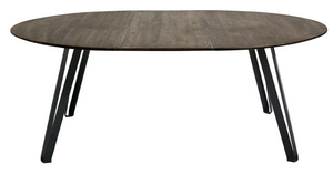 Dining Table Space Smoked 150