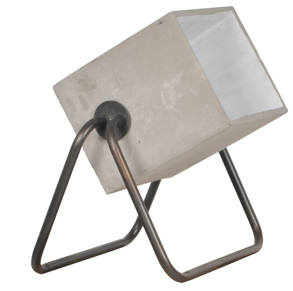 Floor lamp Concrete Up