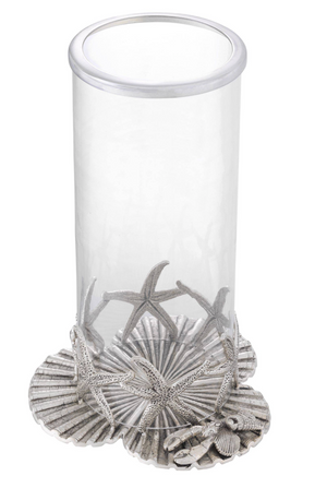Candle Holder Hurricane Sea Star *EXPO