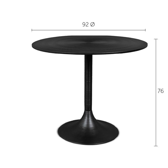 Dining table Hypnotising Round +