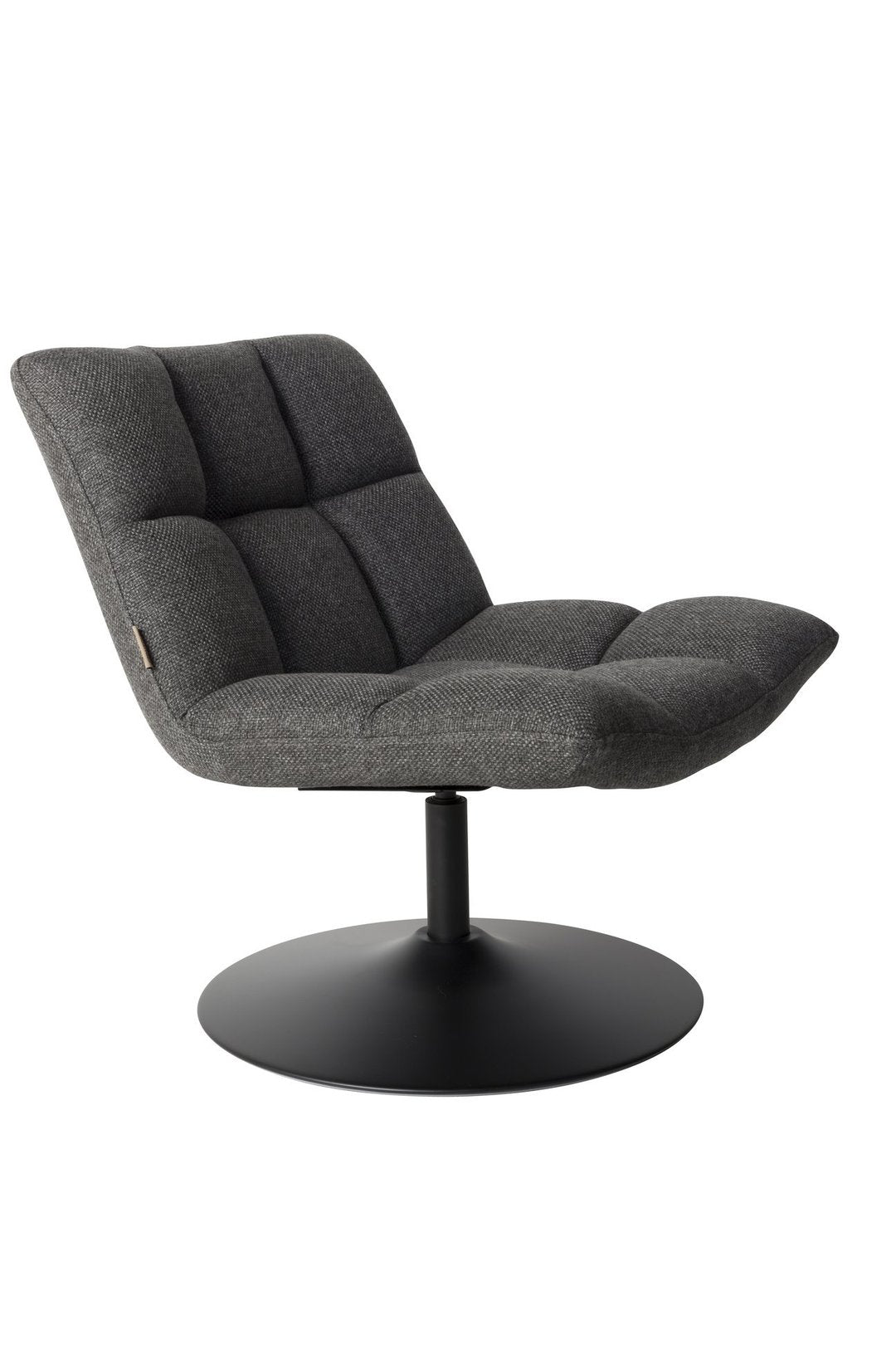 Lounge chair Bar Dark Grey