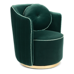 Lounge Chair Sassy Granny Dark Green