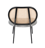 Lounge Chair Spike Natural +