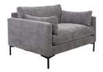 Love seat Summer Anthracite