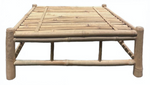 Outdoor Bamboo Table