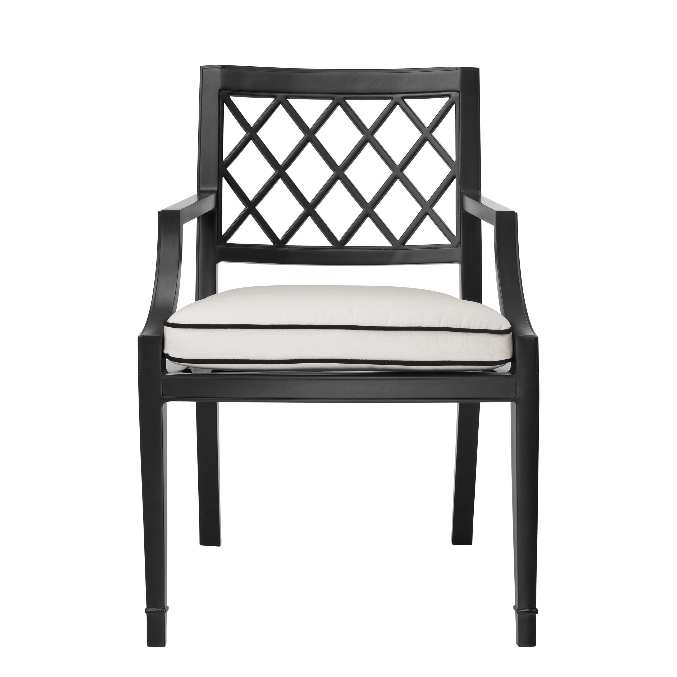 Outdoor Dining Armchair Paladium +