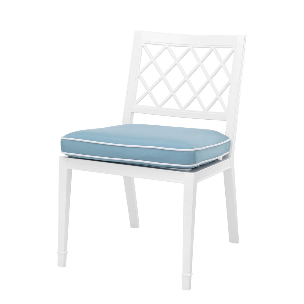 Outdoor Dining Chair Paladium Mineral Blue