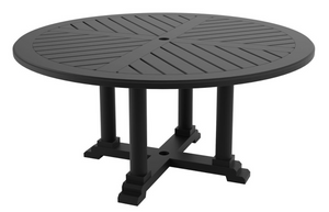 Outdoor Table Bell Rive Round +