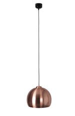 Pendant lamp Big Glow copper