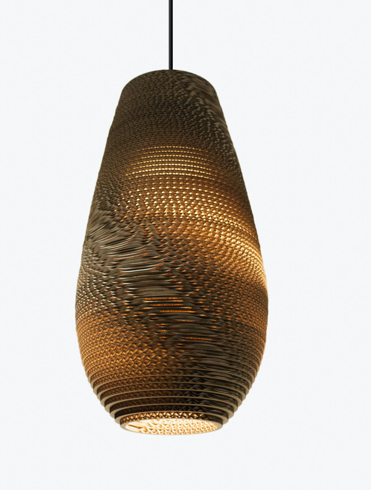 Pendant lamp Drop 18