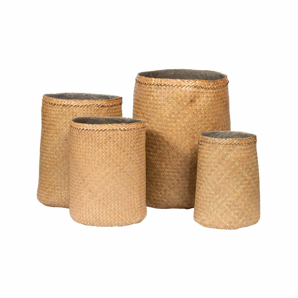 Pots Yara set of 4
