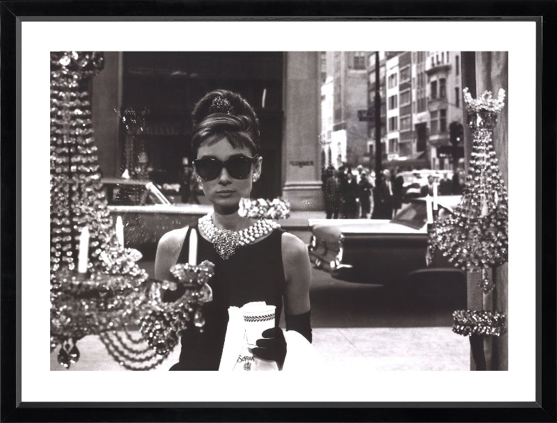 Print Shopping at Tiffany's