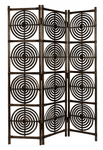 Room divider Rumour Brown