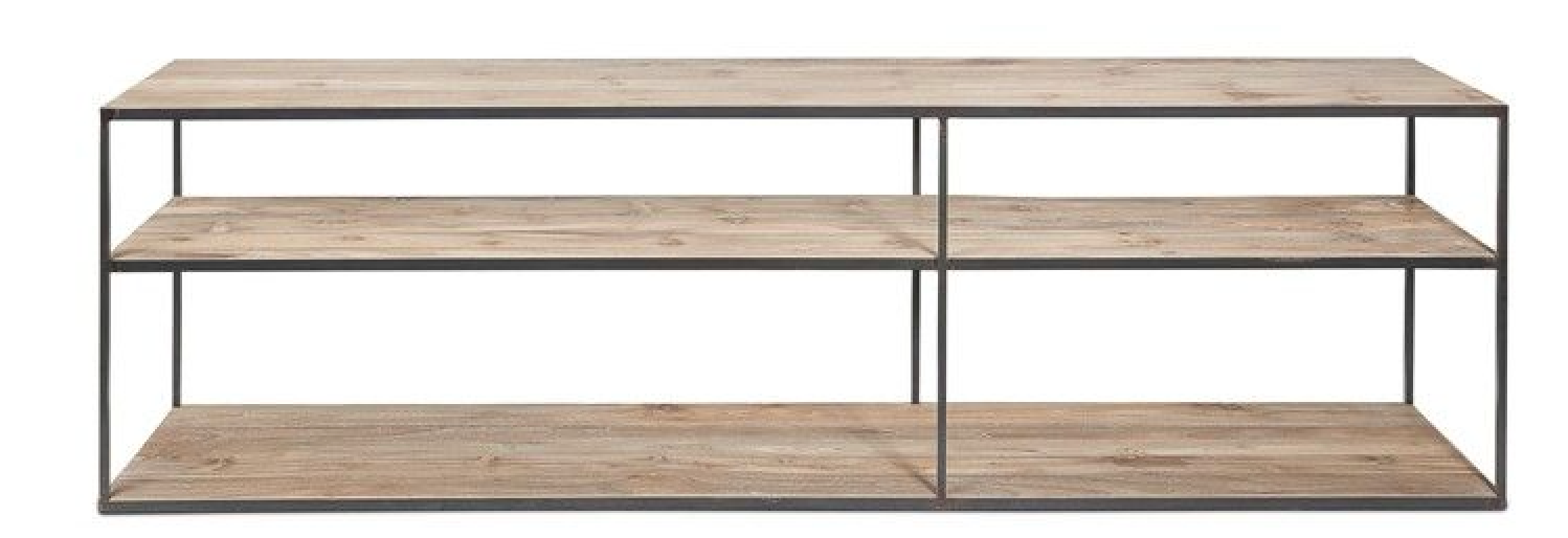 Shelf OneTwo Drawers +