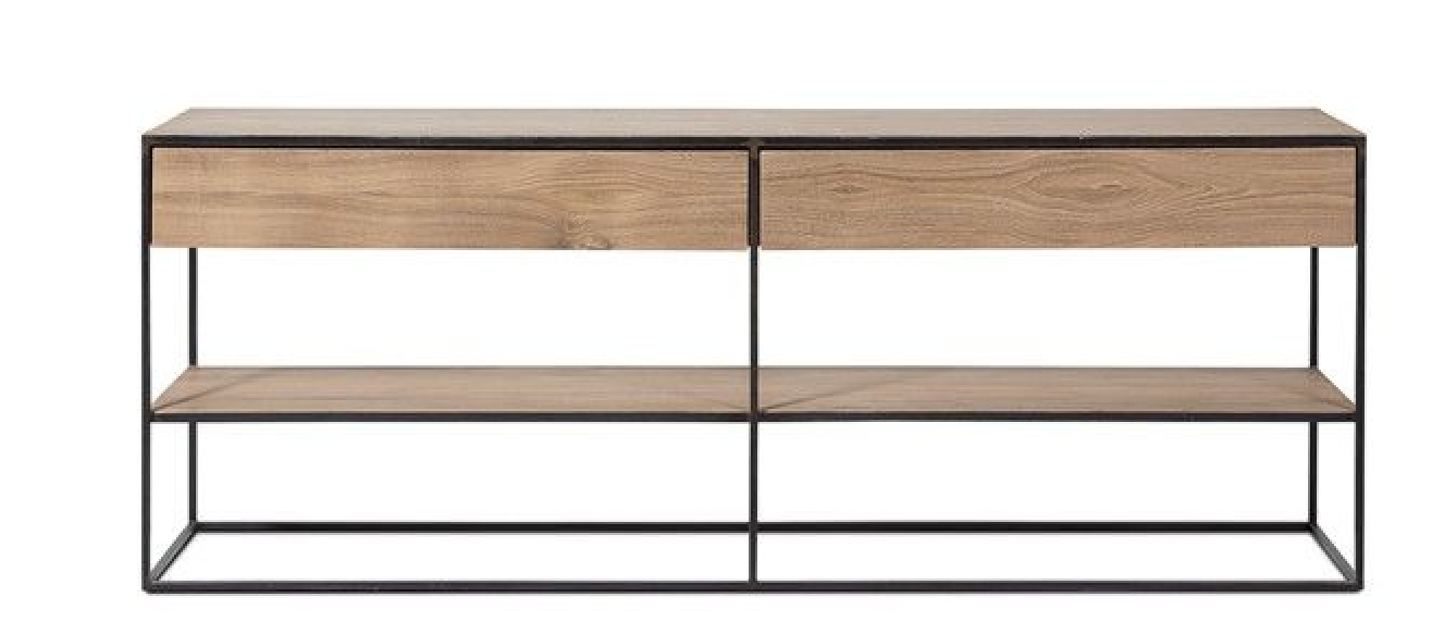 Shelf OneTwo Drawers