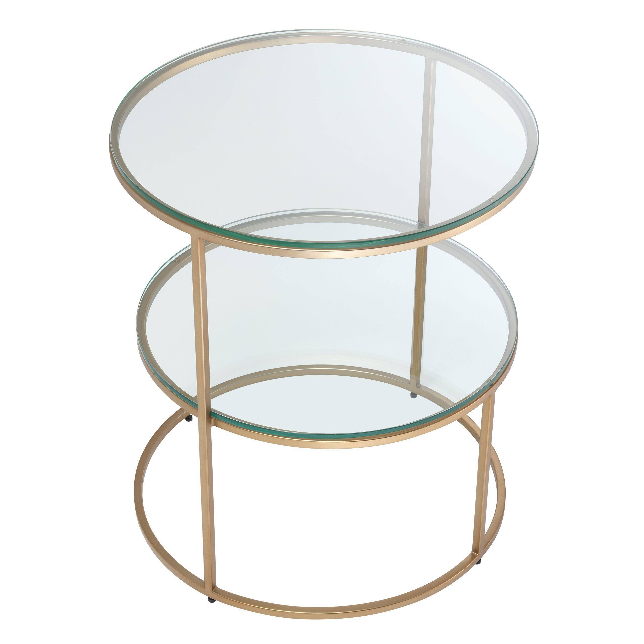 Side table Circles
