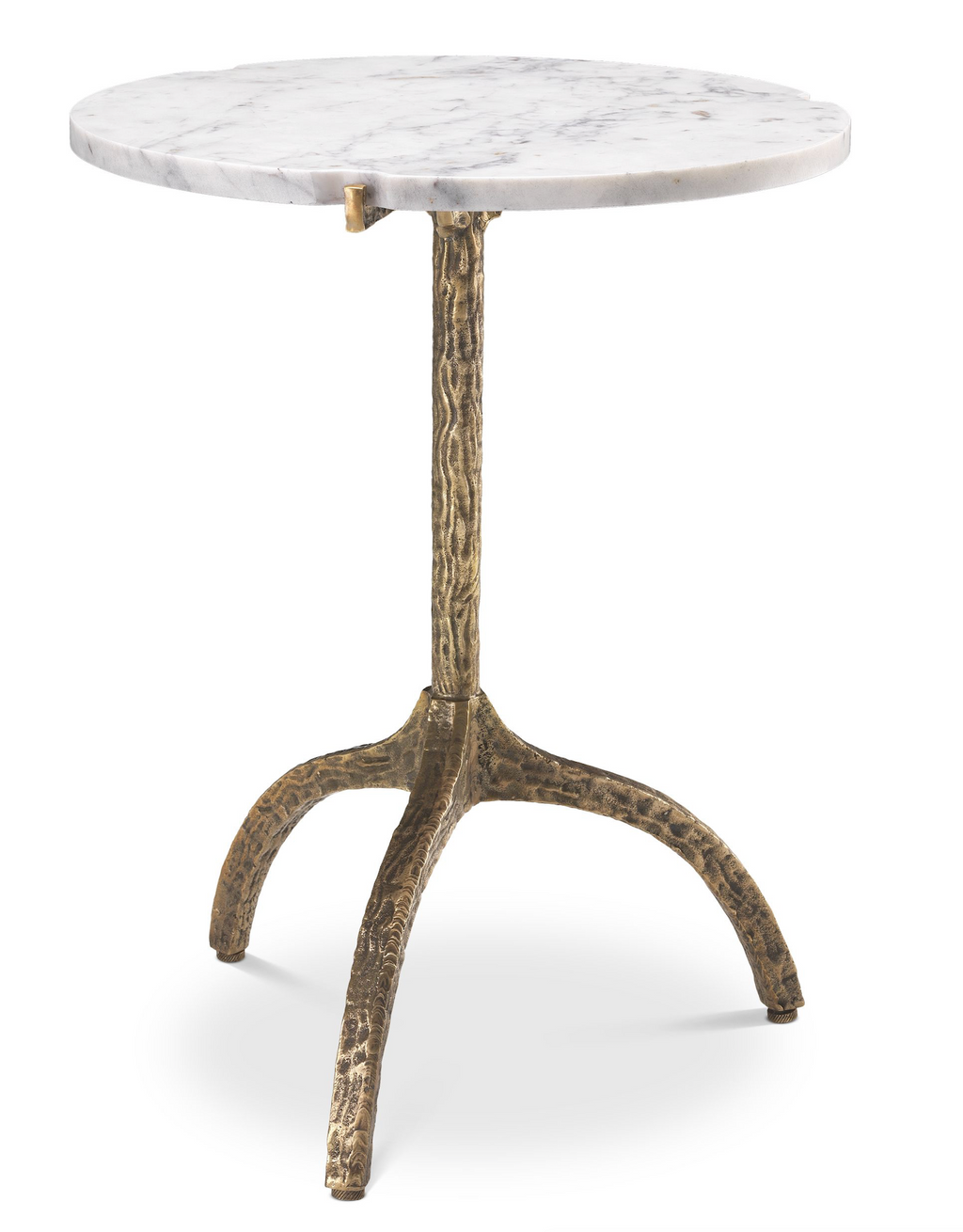 Side Table Cortina White Marble