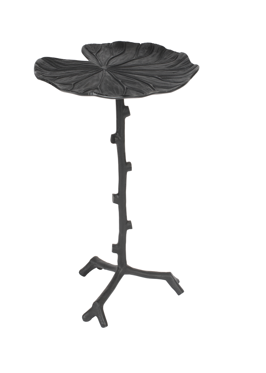 Side Table Lily Black