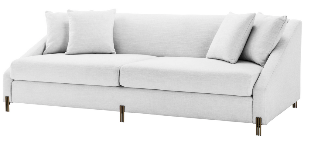 Sofa Candice Avalon White