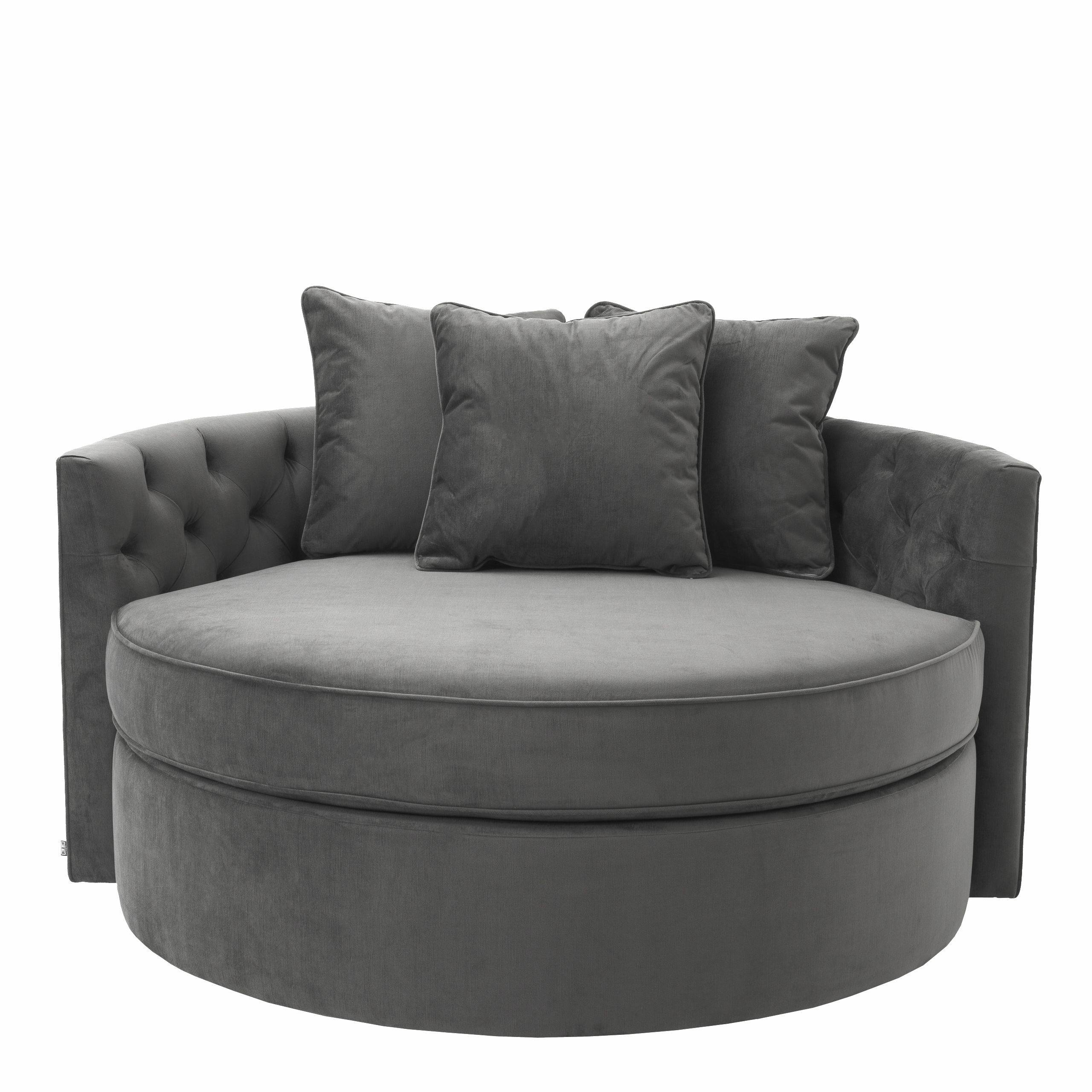 Sofa Carlita Granite Grey
