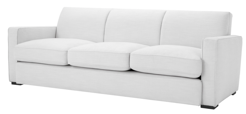 Sofa Edmond Avalon White