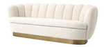 Sofa Mirage Faux Shearling