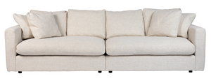 Sofa Sense 3-Seater Cream