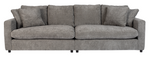 Sofa Sense 3-Seater Grey Soft