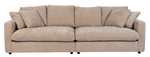 Sofa Sense 3-Seater Nature Soft