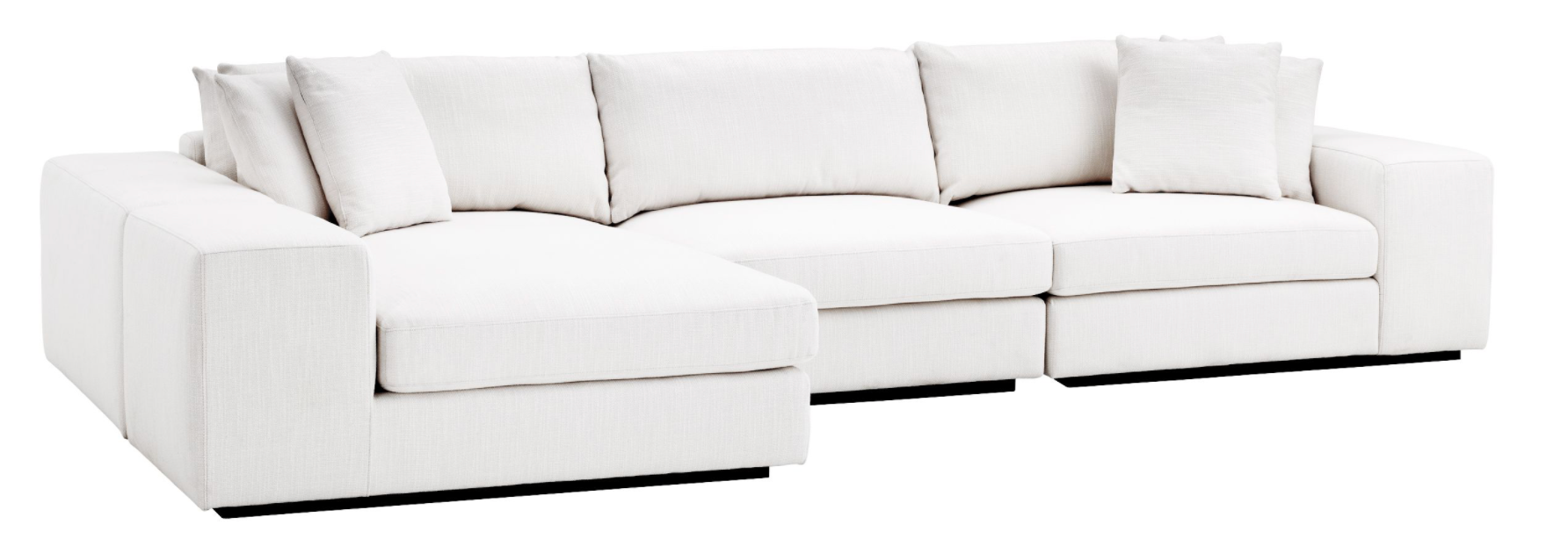Sofa Vista Grande Lounge Avalon White