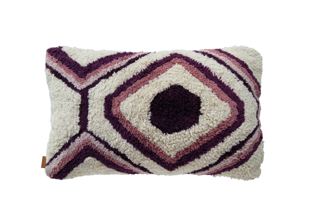 Pillow Sachi Dark Purple 50x30