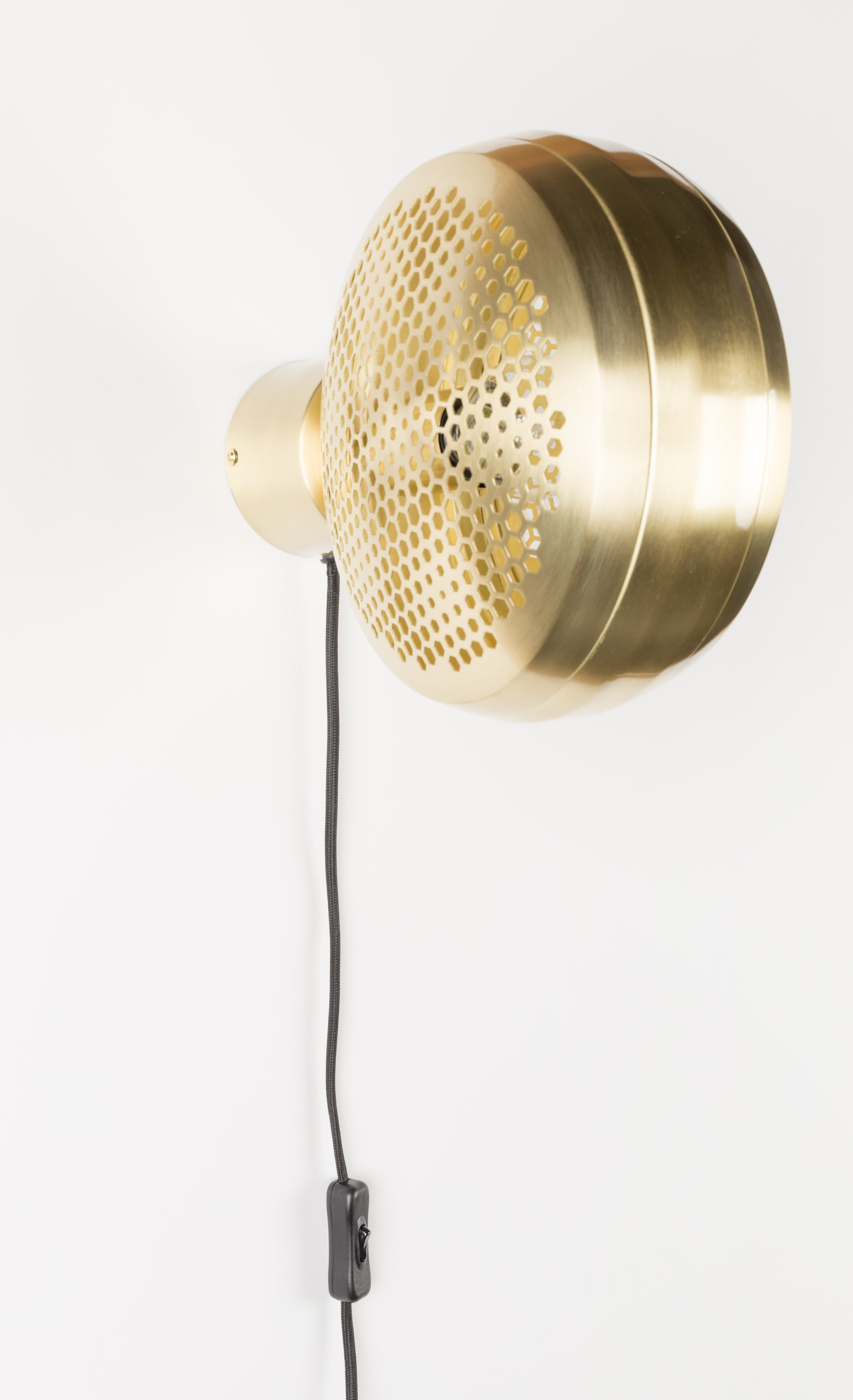 Wall lamp Gringo Brass