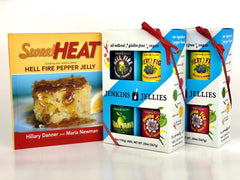 BUY TWO GIFT BOX SAMPLERS & get a FREE (signed) Sweet Heat cookbook