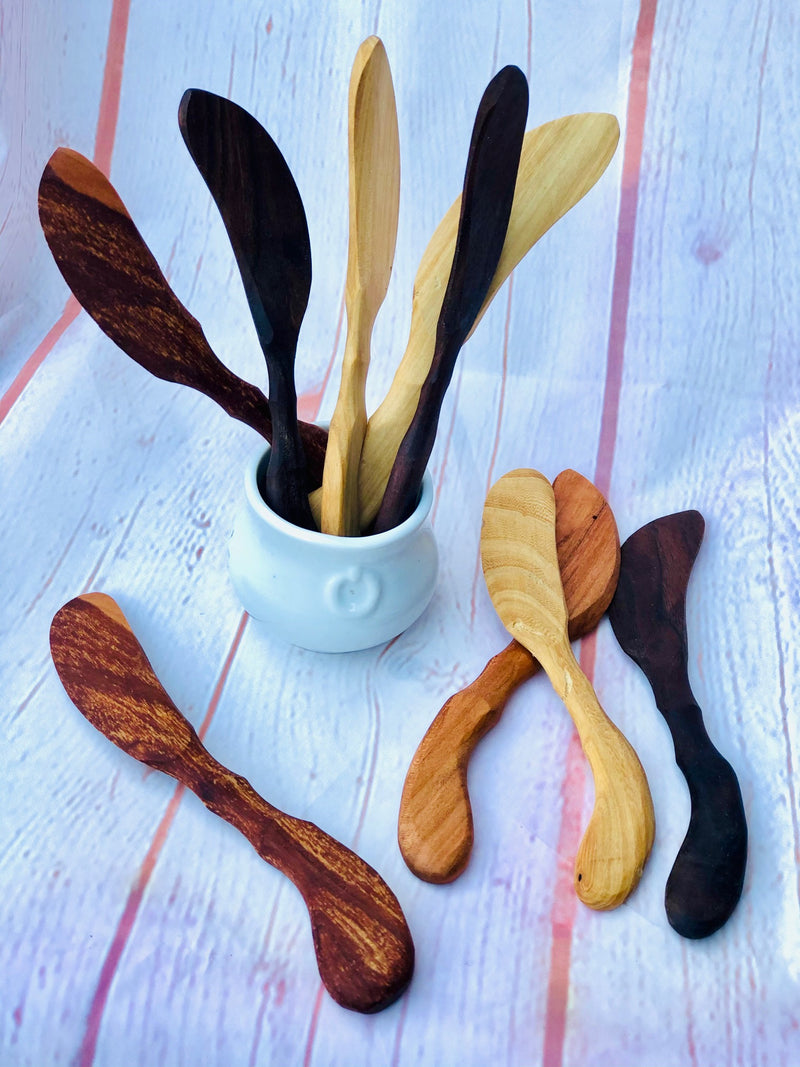 SOFT CHEESE SPREADER BY WILD CHERRY SPOON CO.