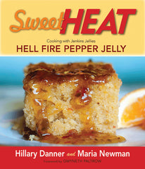 Original 7-Pepper Jelly (2) Boxed Gift Sets & FREE Sweet Heat Cookbook; Foreword by Gwyneth Paltrow