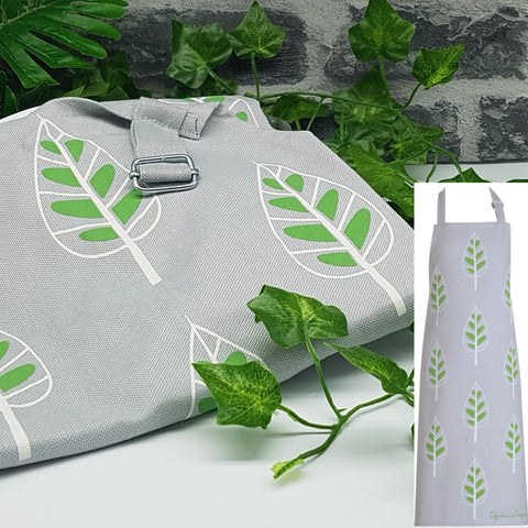 Organic Cotton - Child Leaf Apron